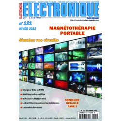 N°121 Electronique & Loisirs Magazine Hiver 2012