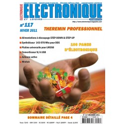 N° 117 Electronique & Loisirs Magazine Hiver 2011
