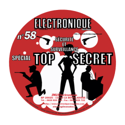 CD ROM  Spécial Top Secret n° 58